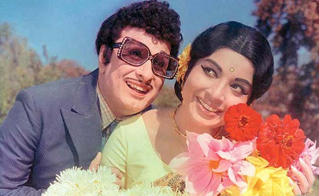 He Swept Me Up In His Arms: How Jayalalithaa Described Hero MGR