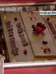 Jayalalithaa Buried In Sandalwood Casket Next To Mentor MGR: 10 Points