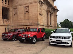 Jeep India Launches Grand Cherokee And Wrangler. Price And Details Here