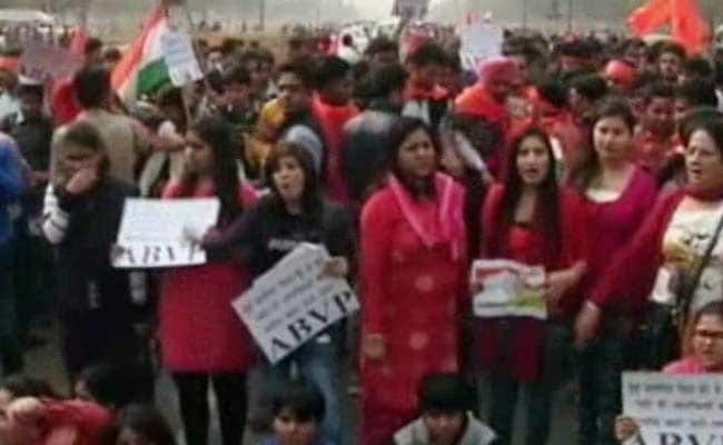 Afzal Guru Protests: JNU Student Arrested On Charges Of Sedition
