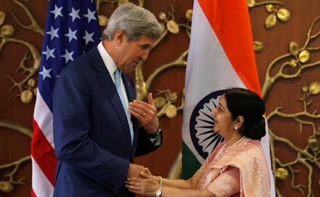 From Delhi, A Strong Message From John Kerry To Pak On Terror: 10 Facts