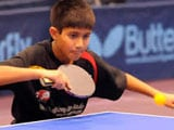 Fourteen-Year-Old Takes on Legends at Table Tennis World Cup