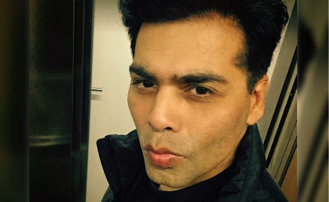 I'm Botoxed, Adjusted My Nose. Everyone In Bollywood Does It: Karan Johar