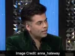 Karan Johar Says 'I'm Guilty Of Nepotism' In Old Video Which Is Now Viral