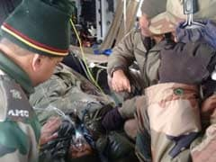 After Siachen Miracle Rescue, Soldier Now In Coma. India Holds Its Breath.