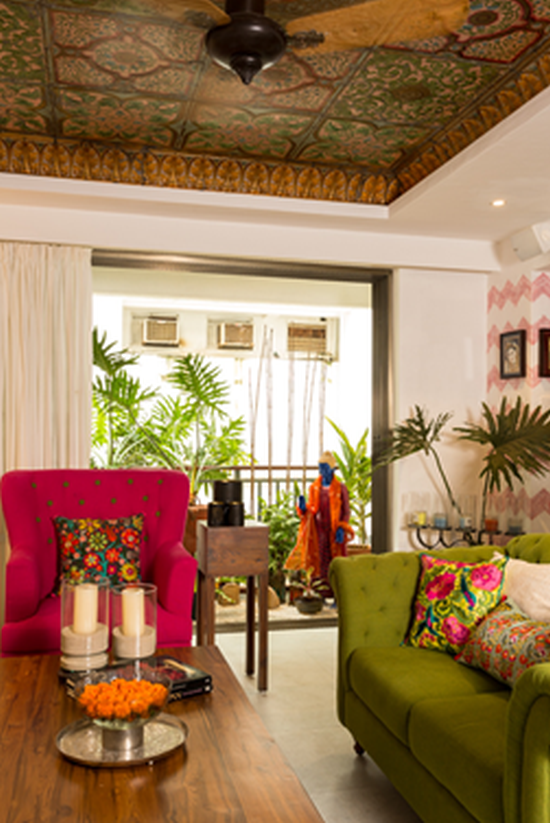 Luxe Interiors: Inspiring Modern Indian Decor Ideas