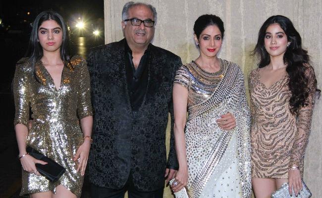 Pics - About Last Night: Aishwarya, Sridevi, Katrina Glitter At Manish Malhotra's Party