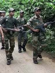 21 Maoists Killed In Encounter At Andhra-Odisha Border, 2 Policemen Injured