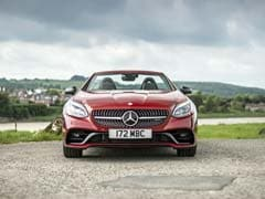 Meet Mercedes' Latest Convertible: Costs Rs. 77.5 Lakh, Can Do 250Km/h