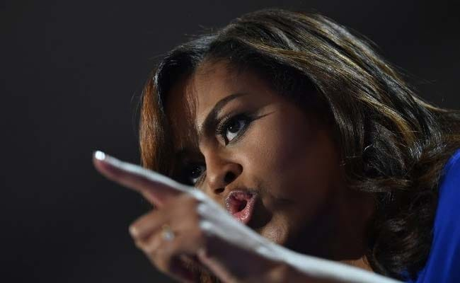 Michelle Obama's Skillful Take Down Of Donald Trump