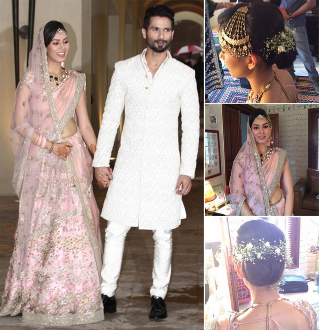 Fashion Report The Verdict On Mira Rajput Kapoors Wedding Wardrobe