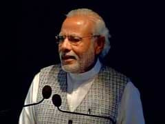 PM Narendra Modi Opens 'Make In India' Centre In Mumbai
