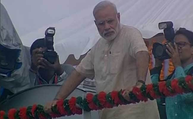 PM Modi's First Rally In Home State Gujarat Today Since Taking Office