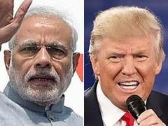 Opinion: Trump's Attempts To Compare Himself To Modi