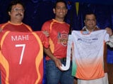After Football, MS Dhoni Ventures Into Hockey