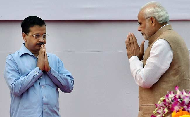 Arvind Kejriwal Blames PM After AAP Lawmaker Detained For Threatening Woman
