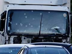 Nice Attack: Man Halts Killer's Rampage By Jumping Into The Truck