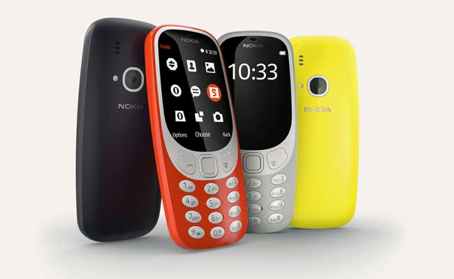 Nokia 3310 With Month-Long Battery Life, Snake Game Launched At MWC 2017