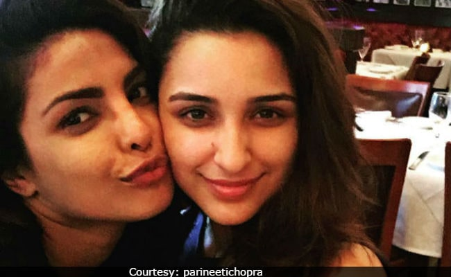 Priyanka Chopra Is 'Proud' Of Sister Parineeti's Singing Debut