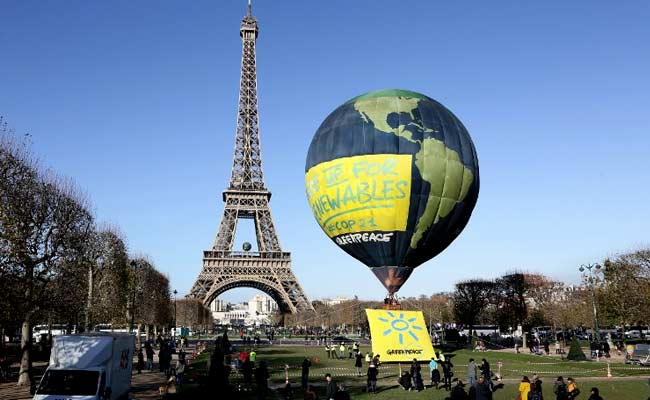 NDTV Exclusive: 'Can't be Bullied,' Says India to US Concerns Ahead of Paris Climate Summit