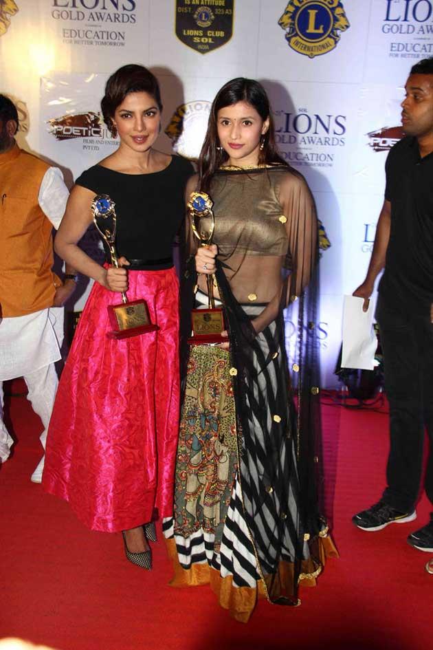 The Fabulous Chopra Girls Priyanka Parineeti Mannara Meera