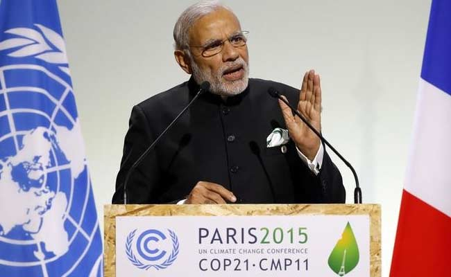 India Needs to Grow, Says PM Modi, Outlines Plan on Emission Cuts