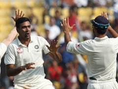 Nagpur Test: Ashwin Spins India to Series Win vs Hapless South Africa