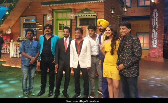 After Sunil Grover, Is Kapil Sharma's New Co-Star Raju Srivastava? Not Yet