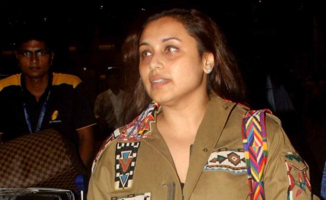When Cameras Get Too Close: Rani Mukerji Yells At Paparazzi Snapping Daughter Adira
