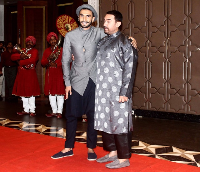 the clothes ranveer singh wears awesome insane both