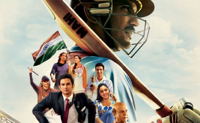 Movie Review - M S Dhoni: The Untold Story Is A Fanboy Account