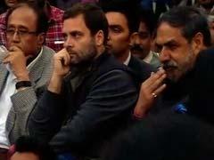 Those Suppressing Your Voice Are Anti-National: Rahul Gandhi At JNU
