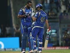 Rohit, Pollard Give Mumbai Crucial Win Over Kolkata