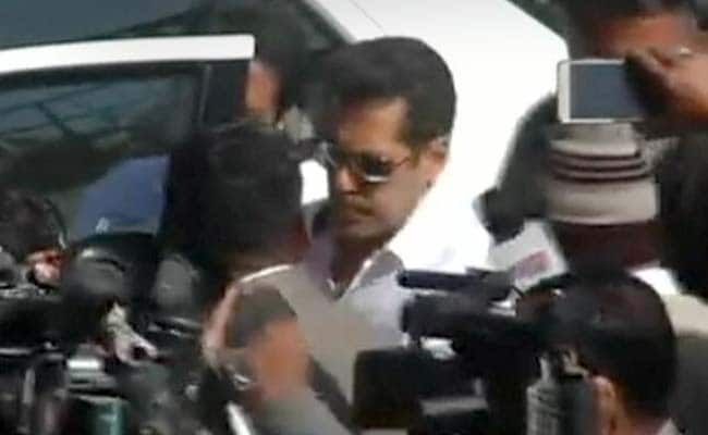 Salman Khan Given 'Benefit Of Doubt', Freed In 1998 Arms Act Case