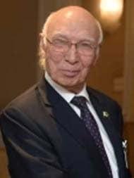 Evidence Insufficient On Arrested Indian? Pak Denies Sartaj Aziz Remarks