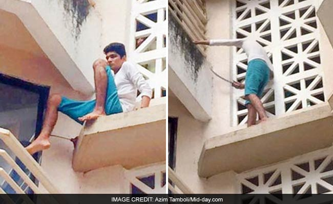 After Mother Was Slapped, Mumbai 20-Year-Old Climbed Up 3 Floors With Sword