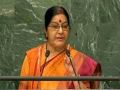 Full Text of Foreign Minister Sushma Swaraj's Speech At UN General Assembly