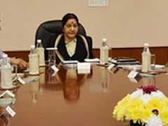 Day After Pathankot Attack, Sushma Swaraj Holds Strategy Meet On Pakistan