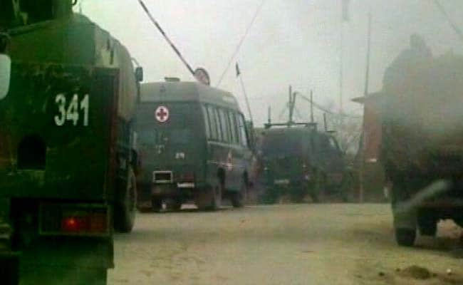 Terrorists Attack Army Camp In Jammu and Kashmir's Tangdhar, Firing On