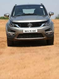 Tata Hexa's Prices Start At Rs 11.99 Lakh. Photos And Details Here
