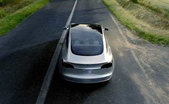 India-Bound Tesla Model 3's Volume Production Might Start By September