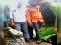 Activist Trupti Desai Thrashes Rape Accused On Camera To 'Teach Him A Lesson'