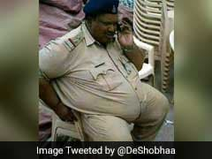 Policeman 'Hurt' By Shobhaa De's Tweet Shares His Side Of The Story