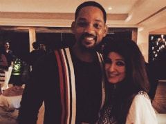 Of Course Twinkle Khanna Has A Joke About Will Smith Attending Her Party