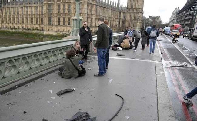4 Dead, 20 Injured In Terrorist Attack Near UK Parliament