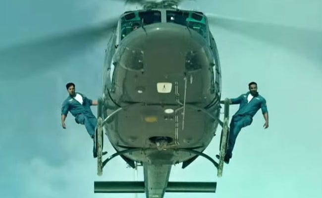 At 3 Cr, Varun And John's Dishoom Action Scene Is Bollywood's Costliest