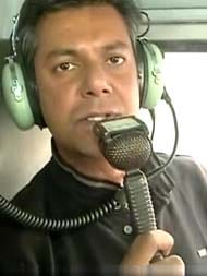 Reporting On Uttarakhand Fires From A Chopper, This Is What I Saw