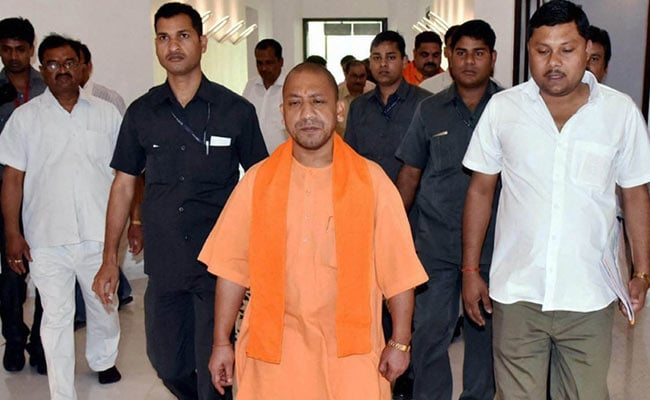 Yogi Adityanath Moves Into New Home, Hosts Dinner For 'Winning Team'