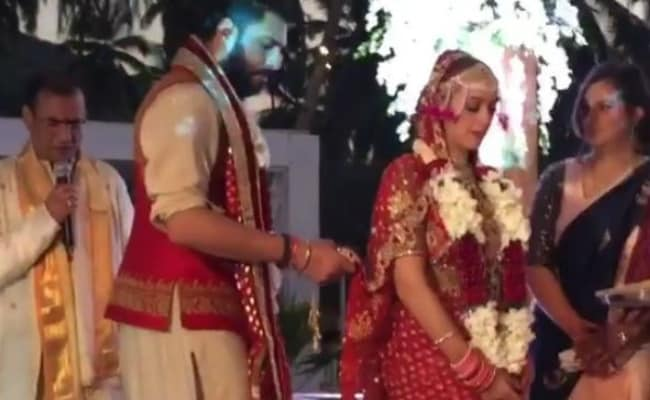 Yuvraj Singh, Hazel Keech Ki Goa-Wali Wedding. See Pics Here
