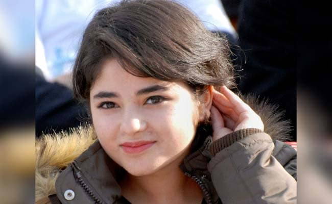 'What Are We Coming To': Omar Abdullah After Dangal Teen Star Trolled